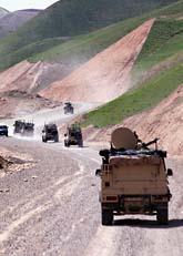 Många utländska soldater har dödats i Afghanistan. Foto: Lars Magne Hovtun/Scanpix