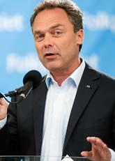 Jan Björklund är ledare för Folkpartiet. Foto: Henrik Montgomery/Scanpix