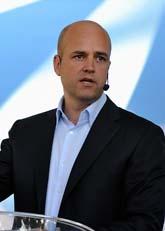Fredrik Reinfeldt. Foto: Scanpix