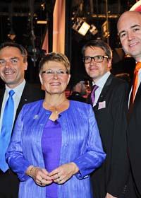 Alliansens partiledare efter valet vill inte samarbeta med Sverigedemokraterna. Foto: Anders Wiklund/Scanpix