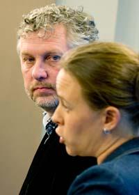 Miljöpartiet vill samarbeta med regeringen om invandringspolitiken. Foto: Pontus Lundahl/Scanpix