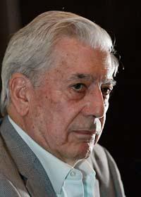 Mario Vargas Llosa. Foto: AP/Carlos Jasso/Scanpix