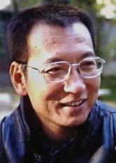 Liu Xiaobo får fredspriset för sin kamp för demokrati i Kina. Foto: Voanews.com/Scanpix