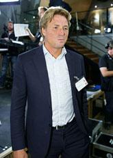 Thomas Bodström lämnar sin plats i riksdagen. Foto: Claudio Bresciani/Scanpix
