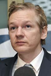 Julian Assange är misstänkt för våldtäkt. Foto: Scanpix