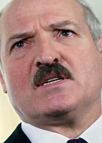 Alexander Lukasjenko. Foto. Sergej Grits/Scanpix