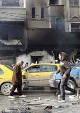 Det är bråkigt i Tunisien just nu. Foto: AP/Scanpix