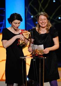 Filmen Sebbe fick finaste priset på galan. Foto: Anders Wiklund/Scanpix