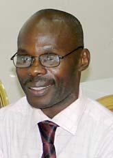 David Kato mördades. Foto: AP/Scanpix