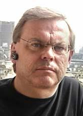 Journalisten Bert Sundström blev knivhuggen och svårt skadad. Foto: SVT/Scanpix