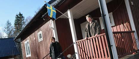 Många tyskar, danskar och norrmän köper semesterhus i Sverige. Foto: Johan Nilsson/Scanpix