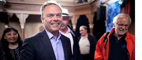 Jan Björklund. Foto: Thomas Johansson/Scanpix