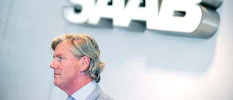 Victor Muller får en ny chans att få ordning på Saabs affärer. Foto: Björn Larsson Rosvall/Scanpix