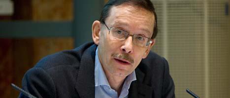 Lars Calmfors. Foto: Henrik Montgomery/Scanpix