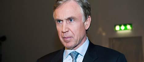 Advokaten Guy Lofalk tror inte längre att Saabs problem går att lösa. Foto: Adam Ihse/Scanpix