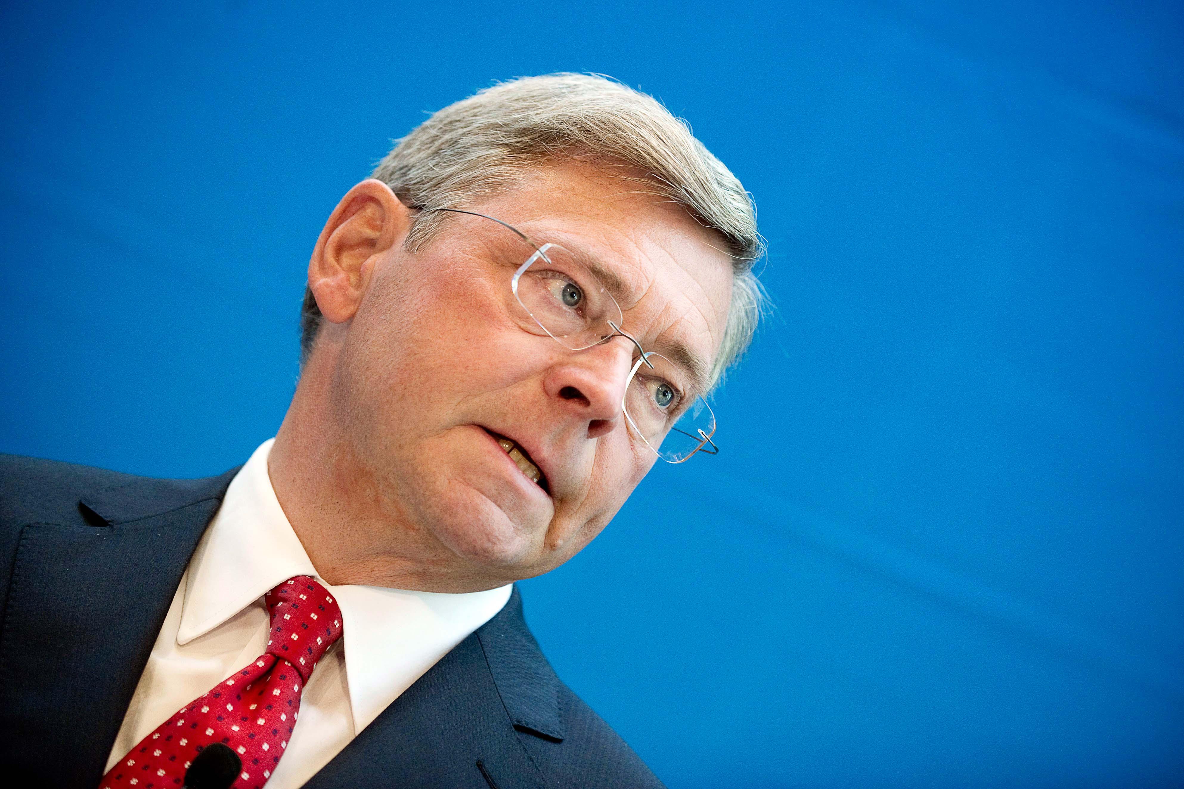 Nordeas chef får lyxlägenheten betald av sin arbetsgivare. Foto: Maja Suslin/Scanpix