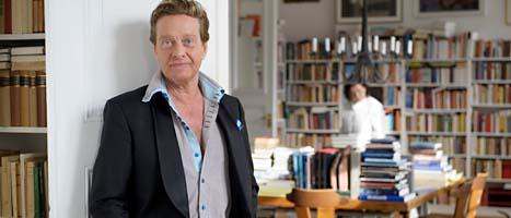 Författaren Björn Ranelid ska sjunga i Melodifestivalen. Foto: Henrik Montgomery/Scanpix