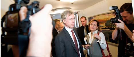 Advokat Guy Lofalk. Foto: Björn Larsson Rosvall/Scanpix