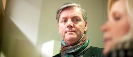 Saabs chef Victor Muller tvingades till slut att ge upp. Foto: Björn Larsson Rosvall/Scanpix