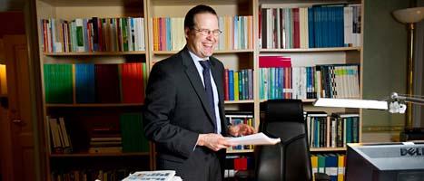 Finansminister Anders Borg. Foto: Fredrik Sandberg/Scanpix