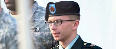 Bradley Manning. Foto: Cliff Owen/Scanpix