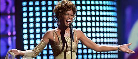 Whitney Houston var en av världens mest kända sångerskor. Foto: Eric Jamison/Scanpix