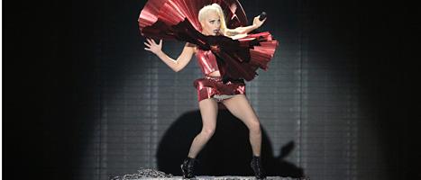 Lady Gaga ska ha två konserter i Sverige. Foto: Foto: Joel Ryan/Scanpix