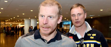 Daniel Alfredsson är en av de stora stjärnorna i Sveriges VM-lag i ishockey. Foto: Claudio Bresciani/Scanpix.