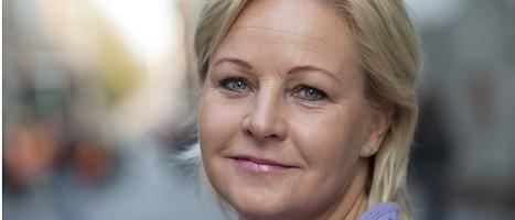 Hillevi Engström i regeringen tycker att de arbetslösa får tillräckligt med pengar i a-kassa. Foto: Leif R Jansson/Scanpix