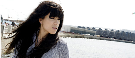 Många tror att Loreen från Sverige vinner Melodifestivalen på lördag. Foto: Jessica Gow/Scanpix