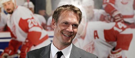 Nicklas Lidström har i tjugo år varit en av världens allra bästa ishockeyspelare. Nu slutar han. Foto: Carlos Osorio/Scanpix