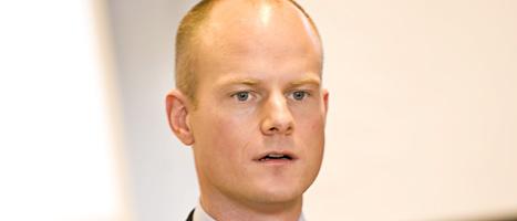 Johnny Munkhammar var riksdagspolitiker för Moderaterna. FOTO: Jonas Ekströmer/SCANPIX