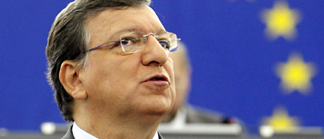 José Manuel Barroso. Foto: Christian Lutz/Scanpix