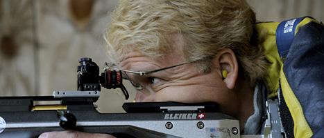 Jonas Jacobsson har vunnit ännu ett guld i Paralympics. Foto: Scanpix
