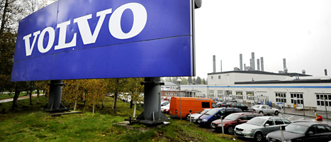 Volvo ska stänga sin bussfabrik i Säffle. Foto: Linn Malmén/Scanpix