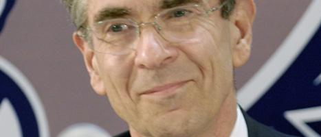 Amerikanen Robert Lefkowitz är en av dem som får Nobelpriset i kemi i år. Foto: Tim Roske/Scanpix