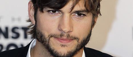 Tv-stjärnan Ashton Kutcher tjänar mest. Foto: Darron Cummings/Scanpix