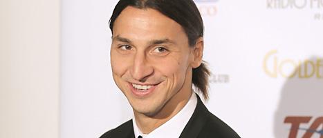 Zlatan Ibrahimovic har fått ännu ett pris. Foto. Lionel Cironneau/Scanpix.
