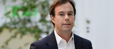 Karl Johan Persson är chef för H&M. Foto: Anders Wiklund/Scanpix.
