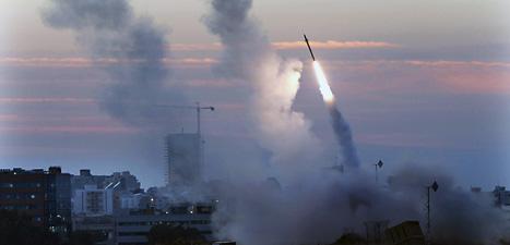 Det har varit hårda strider mellan Israel och Gaza den senaste veckan. Foto: Tsafrir Abayov/Scanpix.