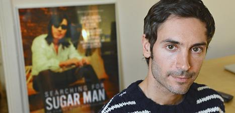 Malik Bandjelloul kan vinna världens finaste filmpris. Foto: Anders Wiklund/Scanpix