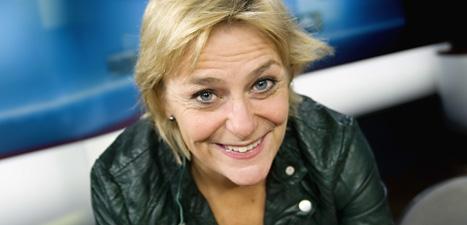 Eva Hamilton är chef för Sveriges Television. Foto: Lars Pehrsson/Scanpix.