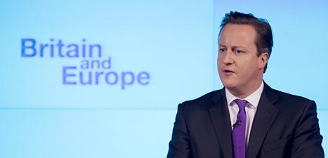 Storbritanniens ledare David Cameron. Foto: Matt Dunham/Scanpix.