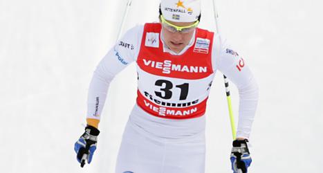 Ida Ingemarsdotter kom tvåa i VM. Foto: Scanpix.