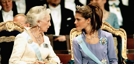 Prinsessan Lilian blev 97 år gammal. Foto: Anders Wiklund/Scanpix.