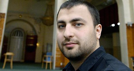 Omar Mustafa var bara med i Socialdemokraternas partistyrelse i en vecka. Sedan tvingades han att sluta. Foto: Janerik Henriksson/Scanpix.