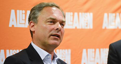 Regeringens utbildningsminister Jan Björklund. Foto: Henrik Montgomery/Scanpix.