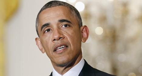 Barack Obama säger kan skicka soldater till kriget i Syrien. Foto: Jacquelyn Martin/Scanpix.