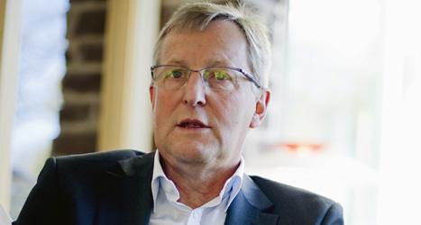 Saabs förra chef Jan Åke Jonsson. Foto: Adam Ihse/Scanpix.