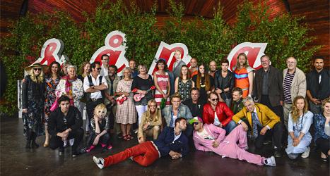 Många kända artister är med i Allsång på Skansen i år. Foto: Henrik Montgomery/Scanpix.